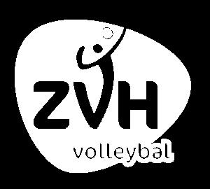 ZVH volleybal logo